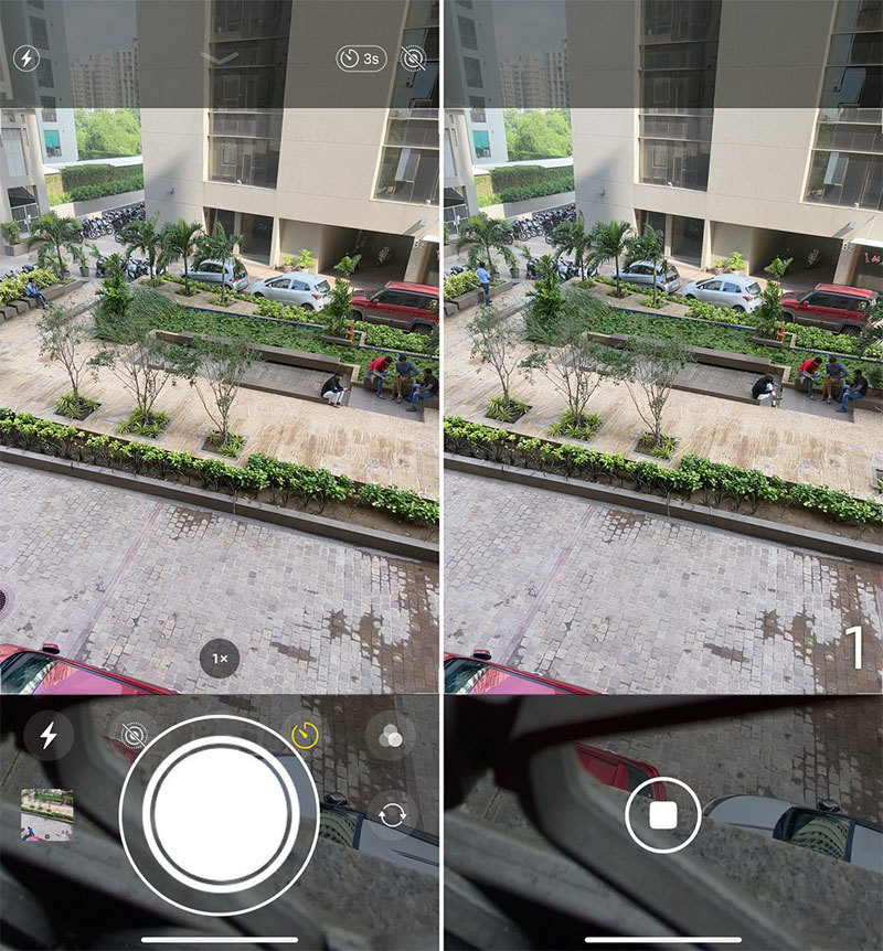 Cách hẹn giờ chụp ảnh trên iPhone 11, 11 Pro và 11 Pro Max