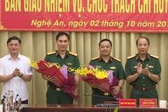 Điều động, bổ nhiệm nhân sự Quân đội, VKSND tối cao