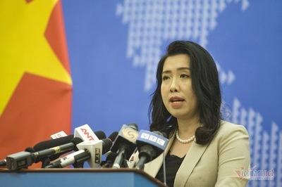 Việt Nam bác bỏ phát ngôn của Trung Quốc về bãi Tư Chính