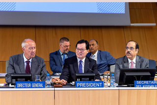 Vietnam active as WIPO chair