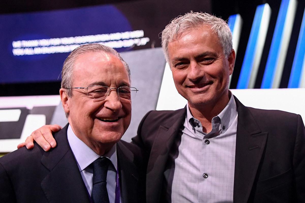 Jose Mourinho ra yêu sách trở lại Real Madrid