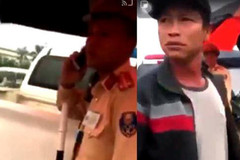 Danh tính người xô xát với dân trước mặt CSGT ở Hưng Yên