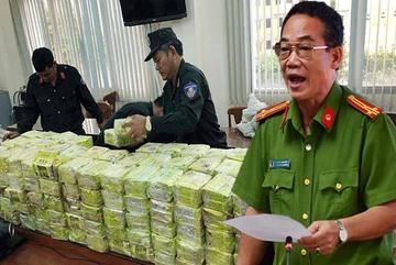 Hé lộ đường đi tinh vi của hàng tấn ma túy qua lãnh thổ Việt Nam