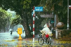 Dự báo thời tiết 4/10, Hà Nội mưa giông