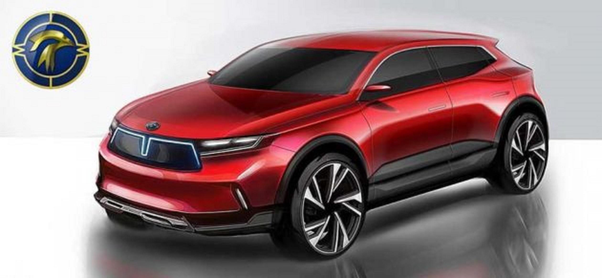 ô tô điện,SUV điện,sản xuất xe điện