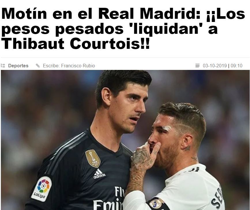 Real dậy sóng, Courtois và Hazard bị tẩy chay