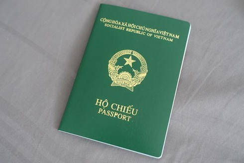 Vietnam listed in 90th place on powerful passport list