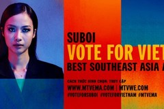 Rapper Suboi to compete at the MTV European Music Awards