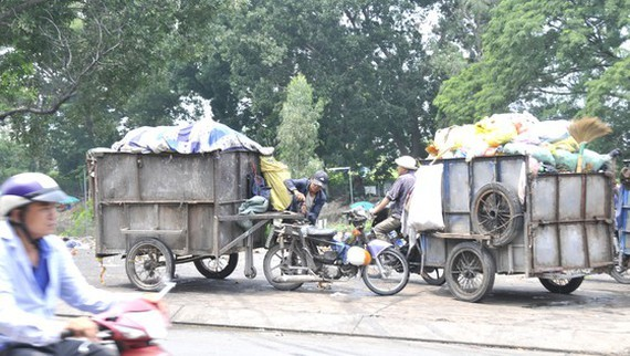HCM City: Waste collection crisis proves mind-boggling