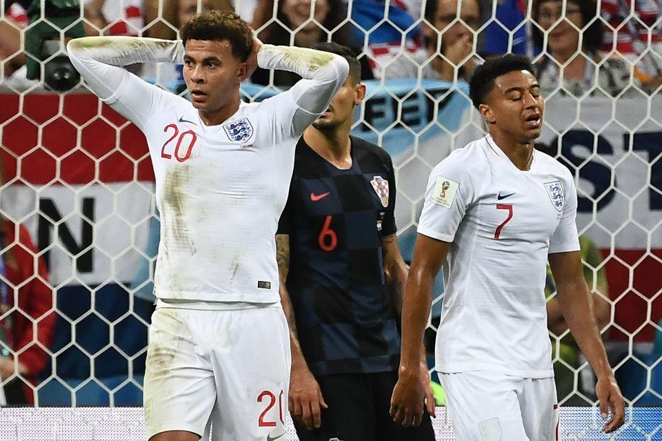 Lingard và Dele Alli bị gạch tên khỏi tuyển Anh