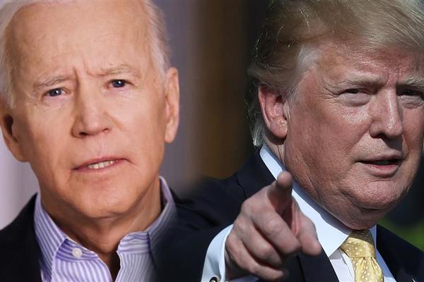 Ông Trump từng nói với lãnh đạo TQ về đối thủ Biden