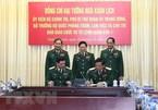 Đại tướng Ngô Xuân Lịch chủ trì bàn giao chức vụ Tư lệnh Quân khu 1