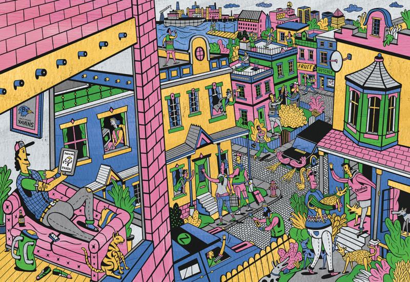 'Tôi không mua nhà thành phố vì sợ cả thanh xuân phải trả nợ'