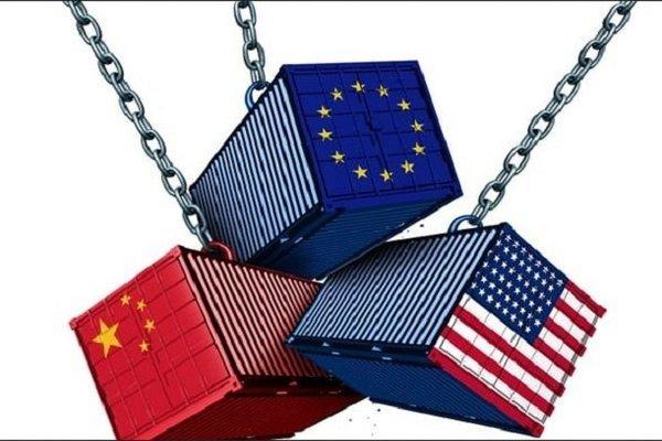Mỹ,EU,Trung Quốc,thương mại,thương chiến