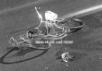 2 bà cháu ở Nam Định tử vong sau va chạm với xe khách