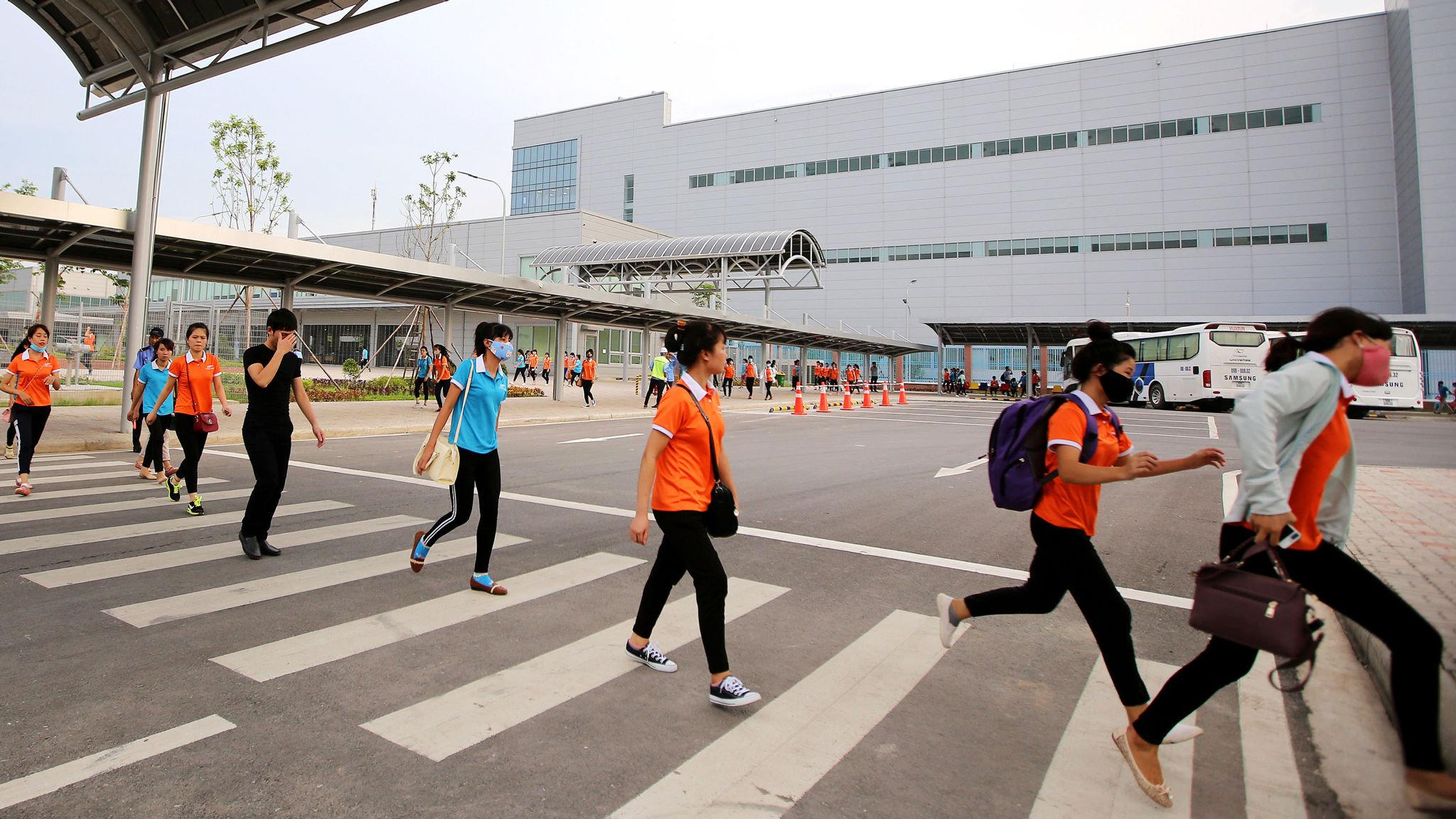 'Ông lớn' rút khỏi Trung Quốc, đưa công xưởng vào Việt Nam