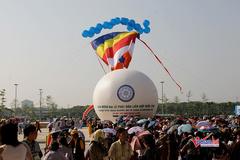 VESAK 2019: Minh chứng sống động quyền tự do tín ngưỡng, tôn giáo ở Việt Nam