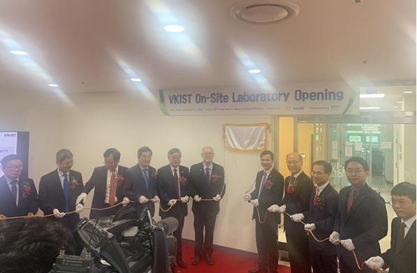 Lần đầu tiên một viện nghiên cứu của Việt Nam đặt cơ sở tại nước ngoài