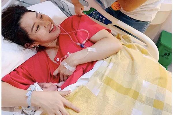 Bảo Trâm Idol sinh con gái thứ hai