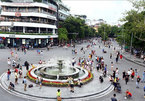 Hanoi to expand pedestrian zone