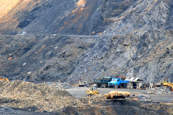 Ministry allows export of raw mineral inventory