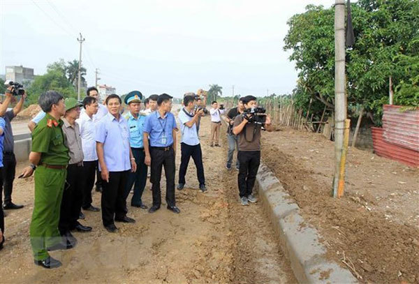 Hai Phong orders police probe into gangsters' land theft