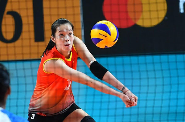 Vietnamese player to join Japan volleyball club