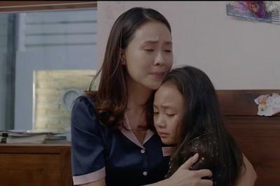 Diễn viên nhí 'Hoa hồng trên ngực trái' lấy nước mắt triệu khán giả