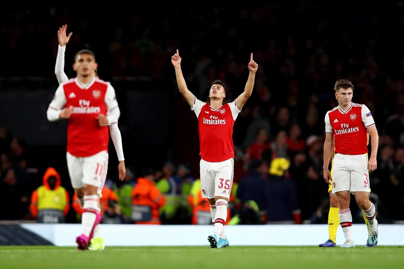 MU bỏ lỡ cơ hội ký sao trẻ đang bừng sáng ở Arsenal