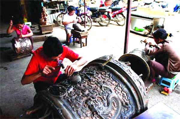 Hanoi focuses on OCOP efforts