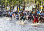 Urban areas in Mekong Delta face serious flooding