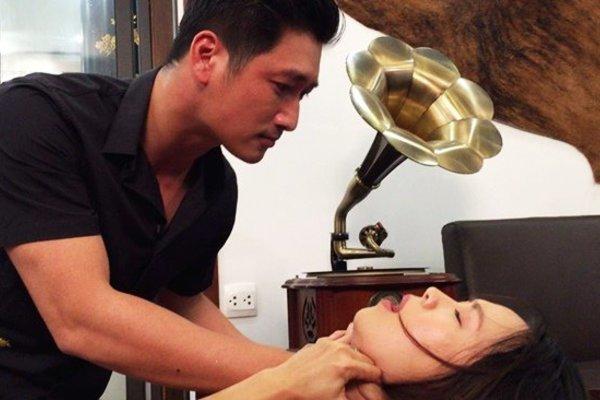 Hồng Diễm nói về kết phim 'Hoa hồng trên ngực trái', Khuê sẽ về với Thái?
