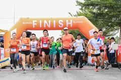 Chạy bộ vì cộng đồng - UpRace 2019 gặt con số khó tin