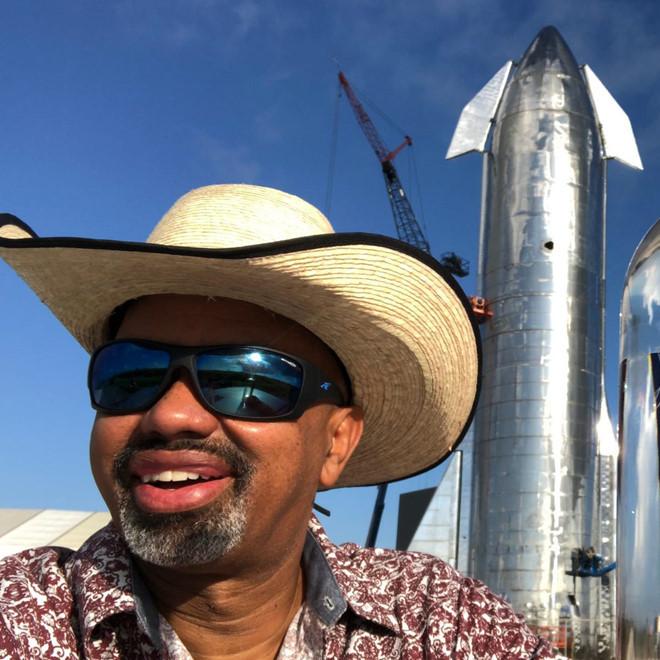 Chụp ảnh selfie,Elon Musk,SpaceX