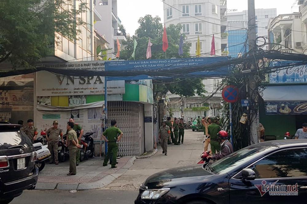 Giang hồ,Sài Gòn,Bắt cóc trẻ em