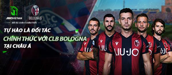 JBO Vietnam ký kết hợp đồng đối tác châu Á cùng CLB Ý Bologna F.C. 1909