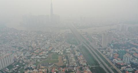 HCM City pollution blamed on thermo-power plants, vehicle emissions