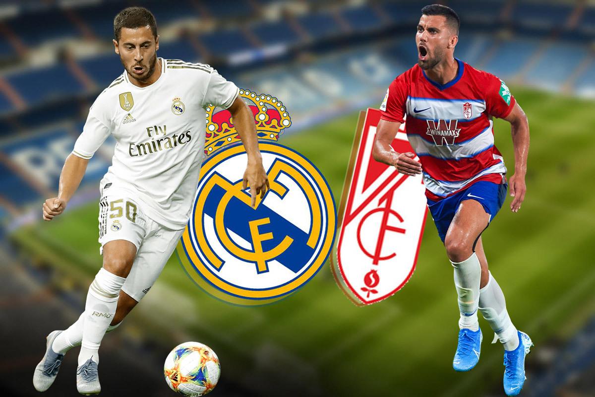 Real Madrid vs Granada: Hiểm nguy trên sân nhà