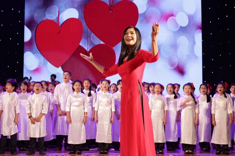 NSƯT Đặng Châu Anh hào hứng với đêm nhạc gây quỹ Thiện Nhân