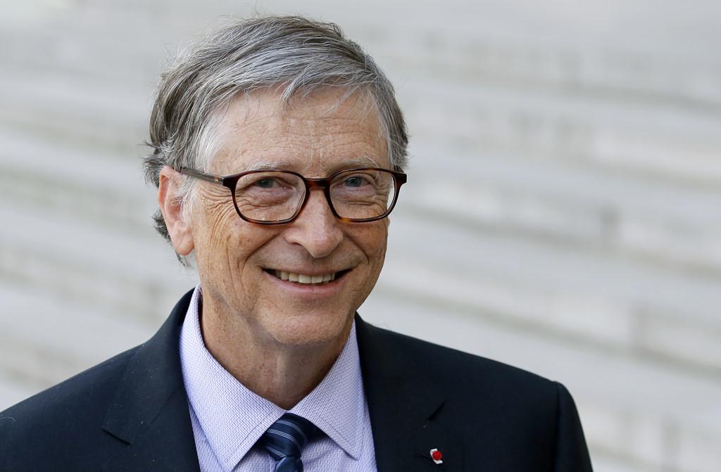 tỷ phú USD,Bill Gates,Jeff Bezos,Mark Zuckerberg,Warren Buffet,tỷ phú Mỹ