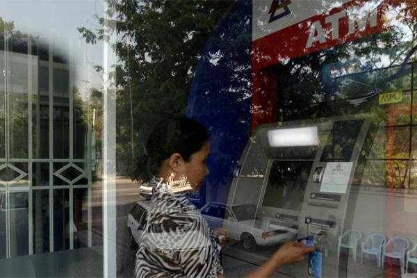 liên ngân hàng,chuyển tiền ATM,thanh toán không dùng tiền mặt,Myanmar