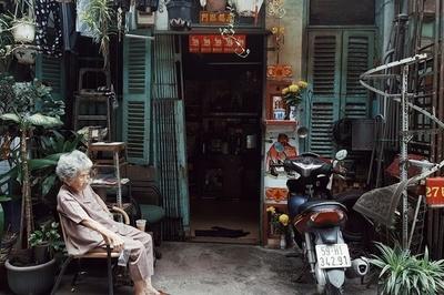 'Phố Hong Kong' gây thương nhớ giữa Sài Gòn