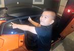 """Cậu bé 6 tuổi người Việt """"review"""" siêu xe gây sốt"""