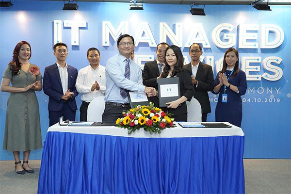 CMC Sài Gòn ra mắt dịch vụ Quản lý hệ thống CNTT