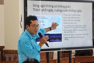 Low, late floods worsen saline intrusion in Mekong Delta: experts