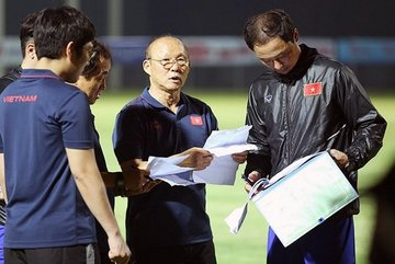 Park finalises Vietnam squad for World Cup qualifiers against Malaysia and Indonesia