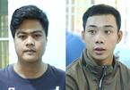 2 kẻ cắt đứt gân tay, cướp tài sản của tài xế taxi ở Bình Dương ra đầu thú