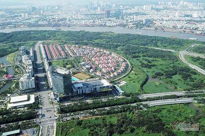 TP.HCM thu hồi 1.800 tỷ tạm ứng cho Đại Quang Minh ở Thủ Thiêm
