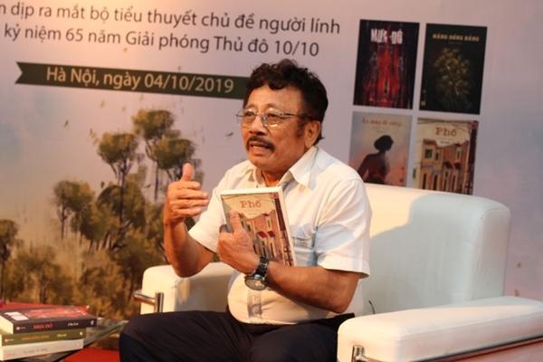 Nhà văn Chu Lai: Sợ vợ là một giá trị của người đàn ông