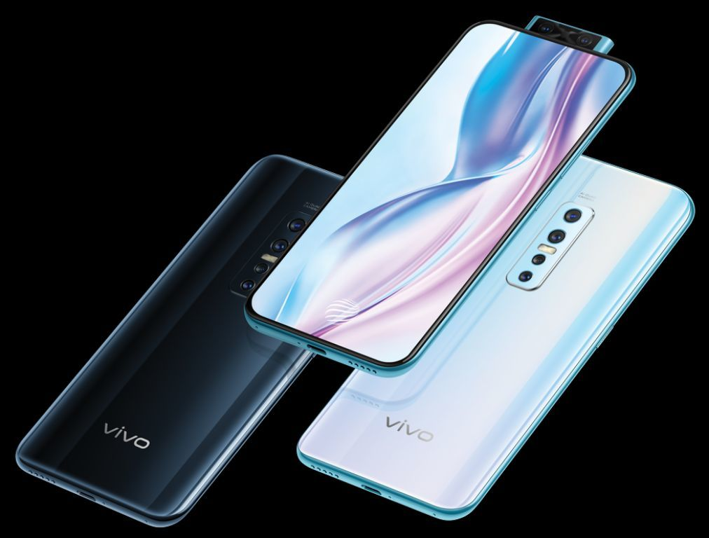Vivo V17 Pro,smartphone,6 camera,smartphone tầm